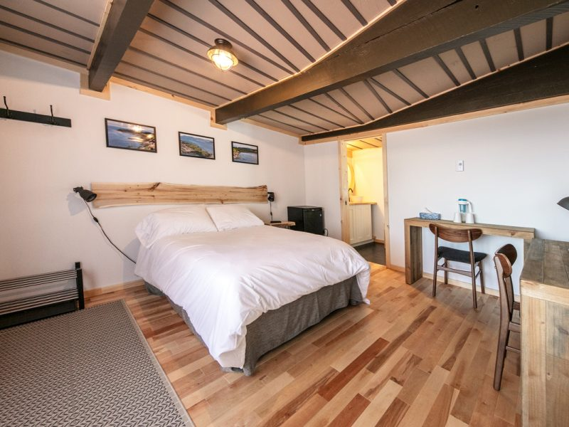 Ecological rooms – Sea view