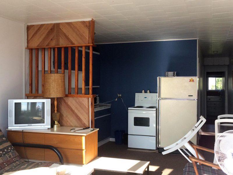 Single bedroom apartment – Sea view