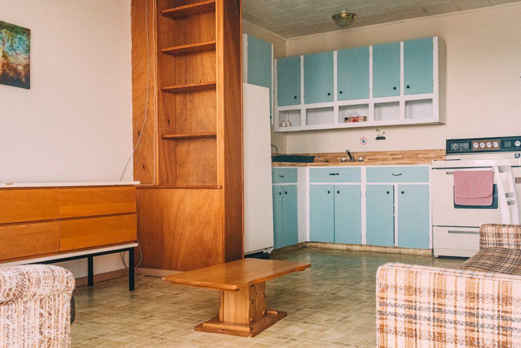 Appartement double – vue sur la mer (non rénové)